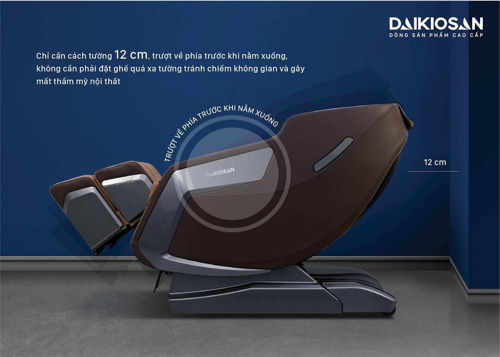 ghế massage văn phòng phù hợp cho không gian văn phòng