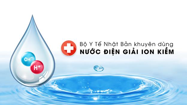 nước ion kiềm giàu hydrogen