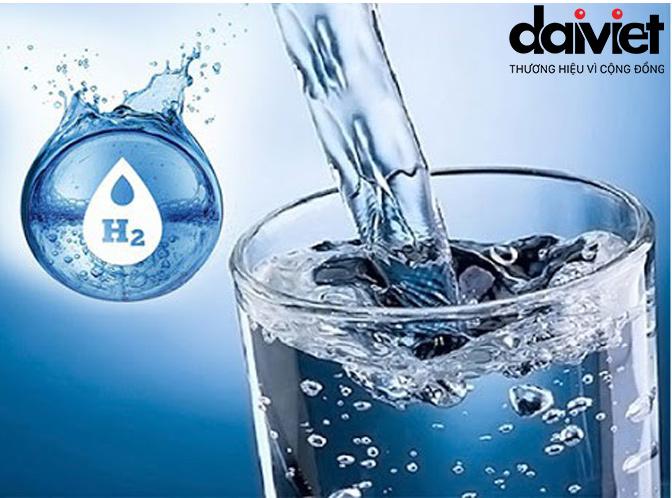 Các chỉ số chứng minh nước từ máy lọc nước ion kiềm là rất tốt