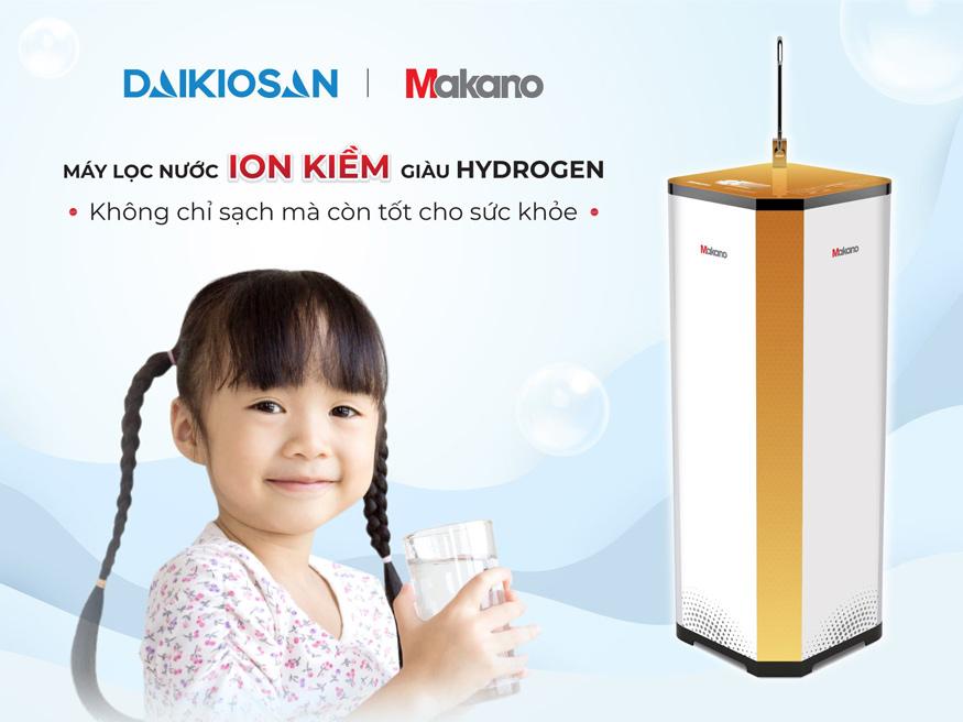 nước ion kiềm có lợi cho trẻ
