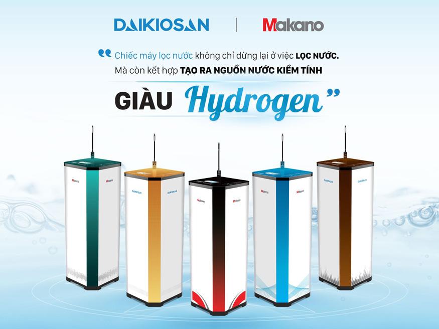 Đỉnh cao máy lọc nước ion kiềm ứng dụng công nghệ điện phân nước RO