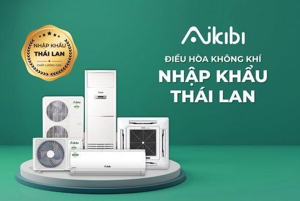 Điều hòa Akibi nhập khẩu Thái Lan