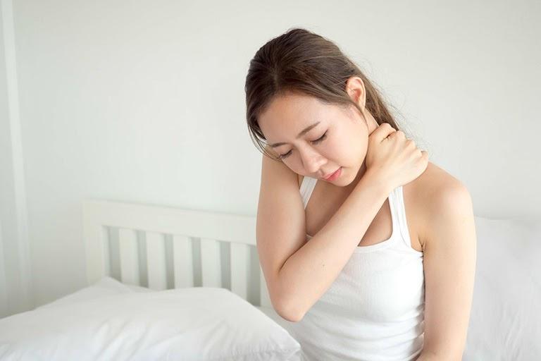 Ghế massage toàn thân giảm đau, chống căng cứng cơ