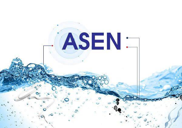 Asenlà chất dễ dàng hòa tan trong nước