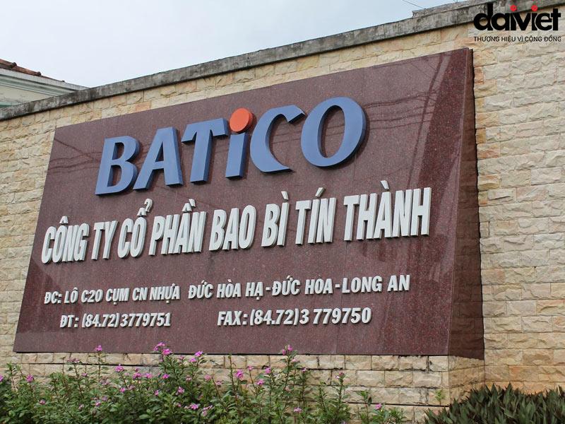 Thi công hệ thống thông gió công ty Batico