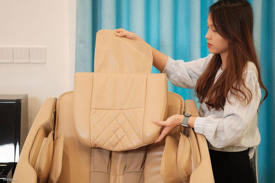 Bảo trì ghế massage định kì