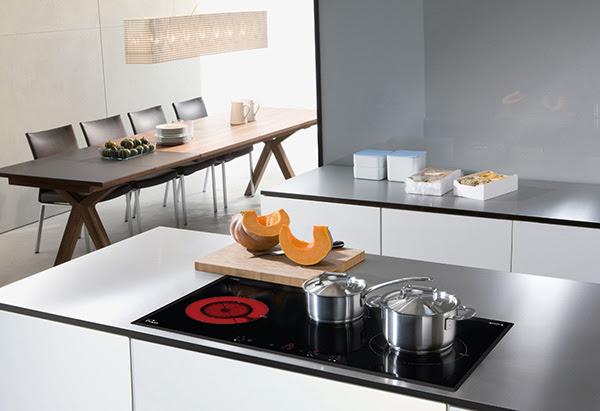 Bếp tiện lợi hơn nếu trang bị bếp từ hồng ngoại