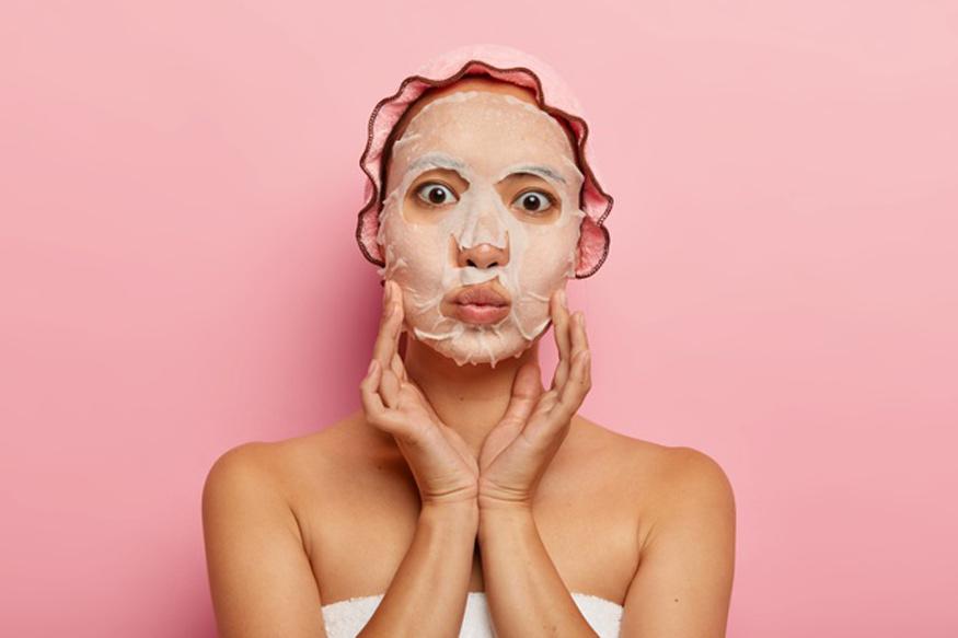 cách giải nhiệt cơ thể bằng cách đắp mặt nạ