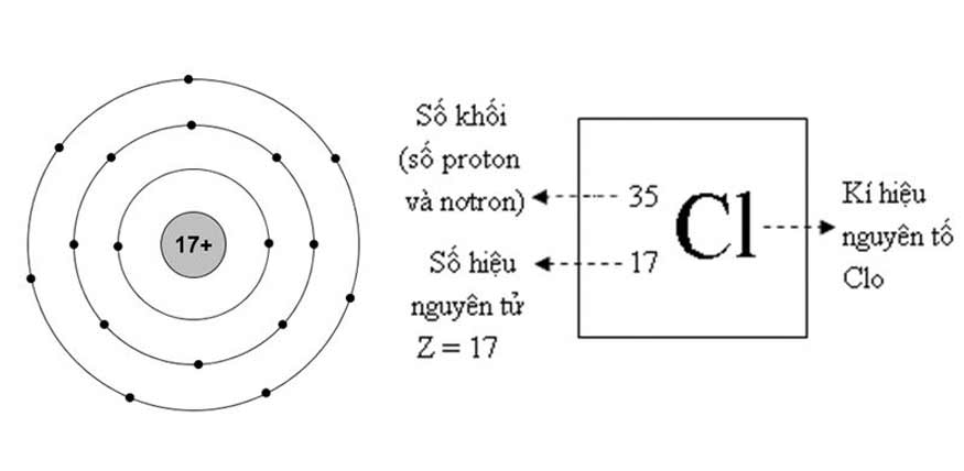 Clo là gì? Clo là một nguyên tố hóa học thuộc chu kì 3 của bảng tuần hoàn, ký hiệu là Cl.