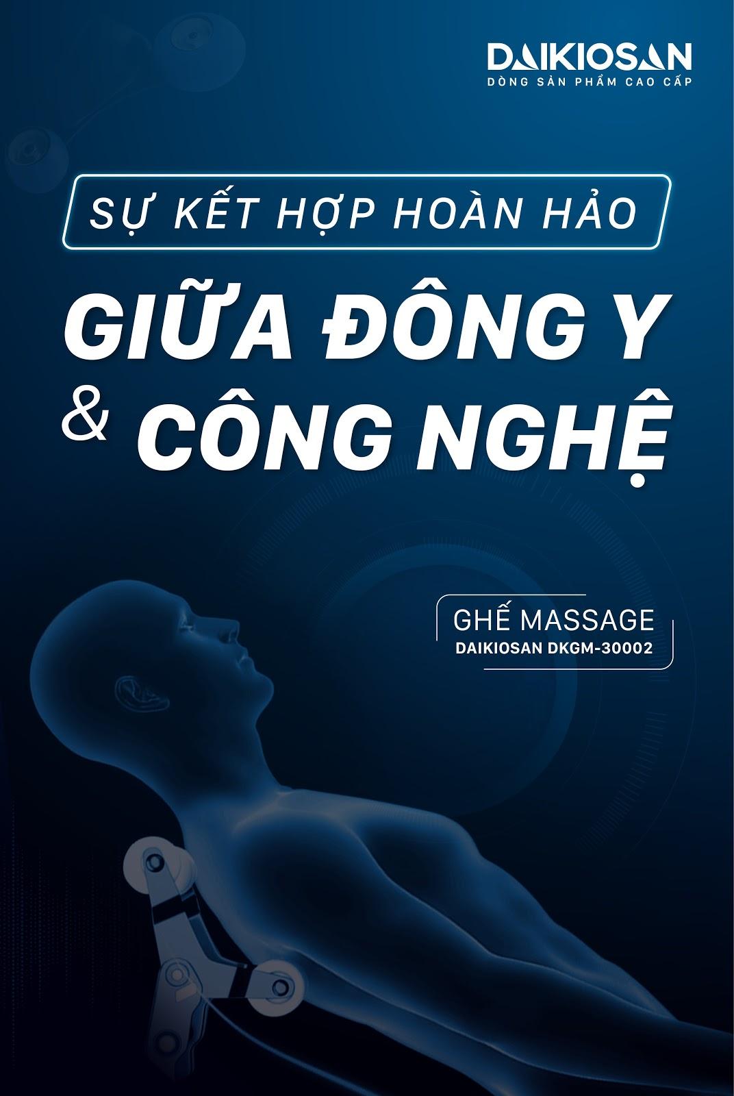 Ghế massage giải pháp giảm đau nhức nhanh chóng cho dân văn phòng