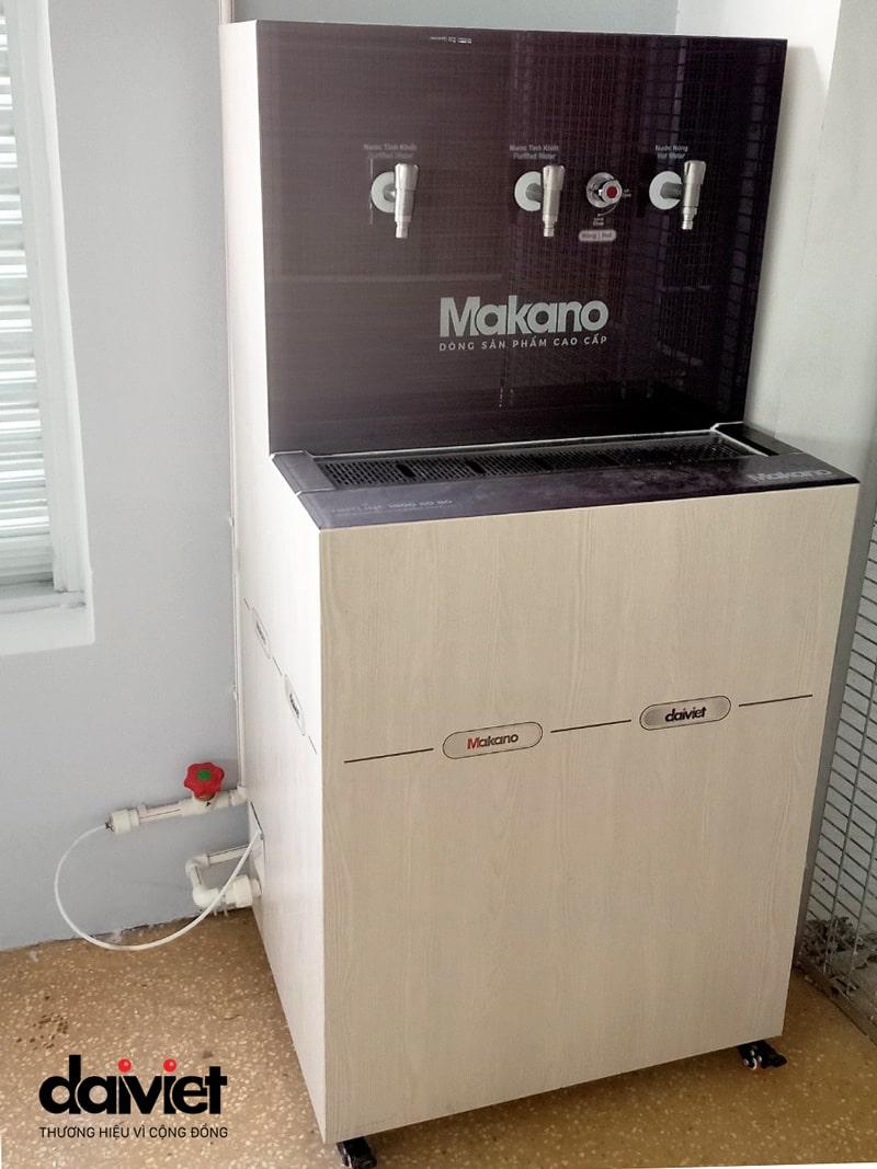 lắp đặt hệ thống lọc nước công nghiệp cho công ty bitis