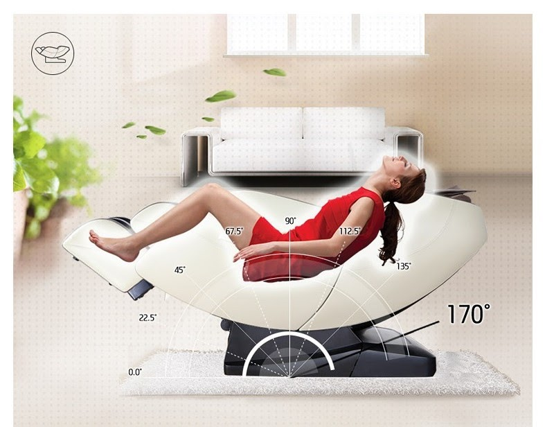 Massage không trọng lực làm giảm đáng kể trọng lực tác động lên cơ thể
