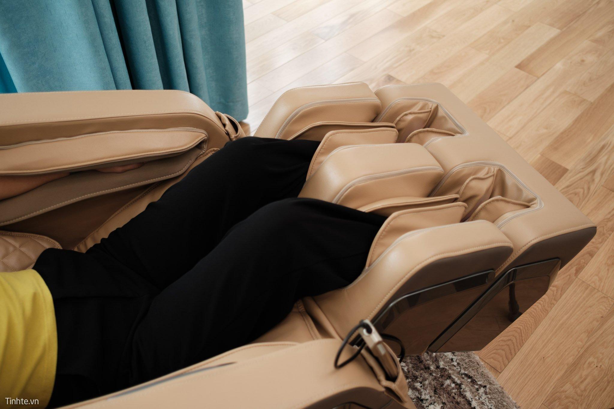 Ghế massage cao cấp hiện nay có đa dạng tính năng đáp ứng mọi nhu cầu của người dùng