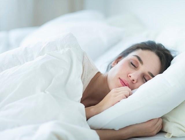 Ngủ ngon, sâu giấc hơn sau khi sử dụng ghế massage lưng