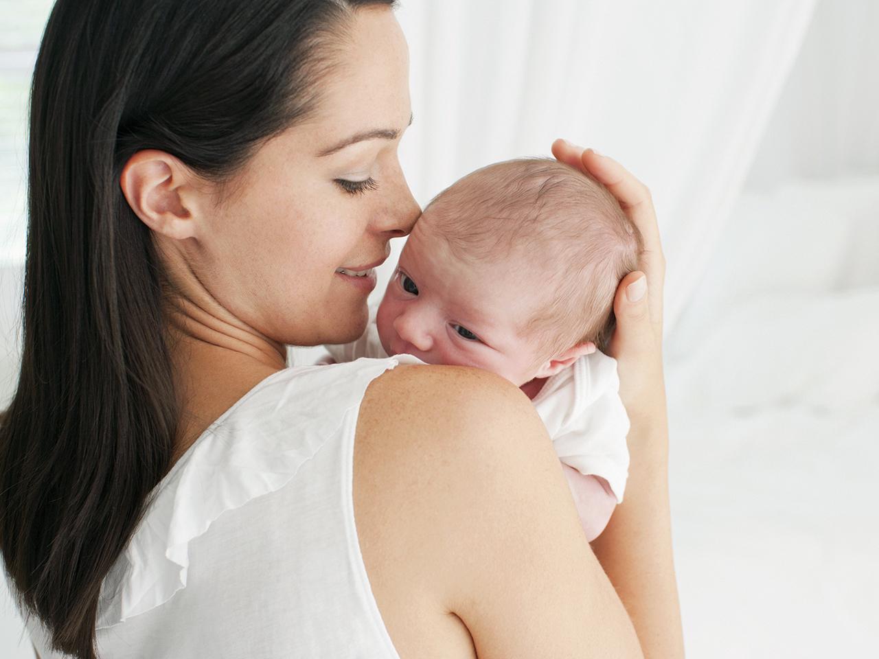 Ghế massage toàn thân không dành cho mẹ bỉm sữa mới sinh