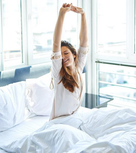 Sử dụng ghế massage toàn thân khiến giấc ngủ sâu giấc hơn