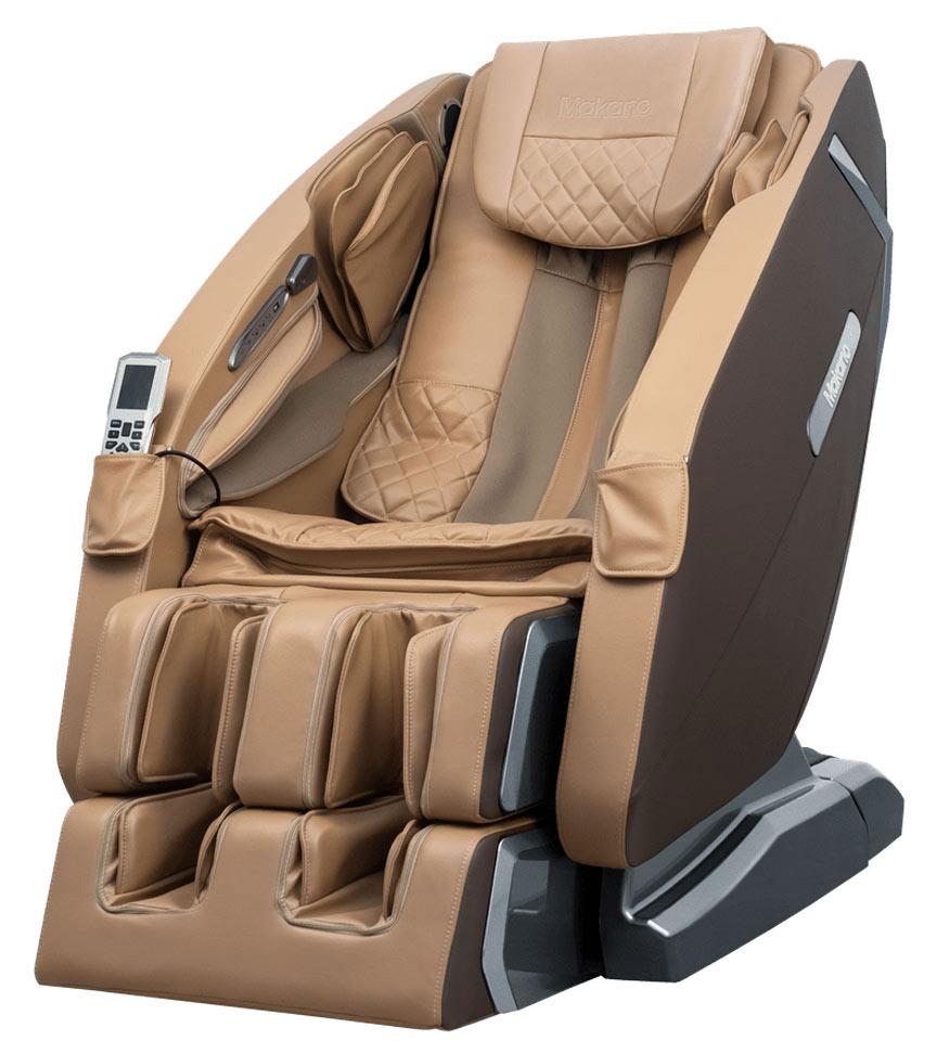 Ghế massage trị thoát vị đĩa đệm hiệu quả khi sở hữu nhiều tính năng hiện đại