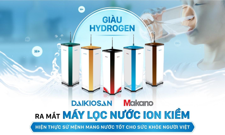 Máy lọc nước Ion kiềm với thiết kế phong thủy giúp loại bỏ chất độc hại đem đến nguồn nước đạt chuẩn tinh khiết