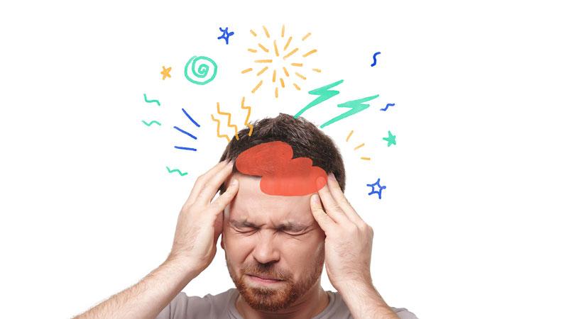 giảm các cơn đau đầu