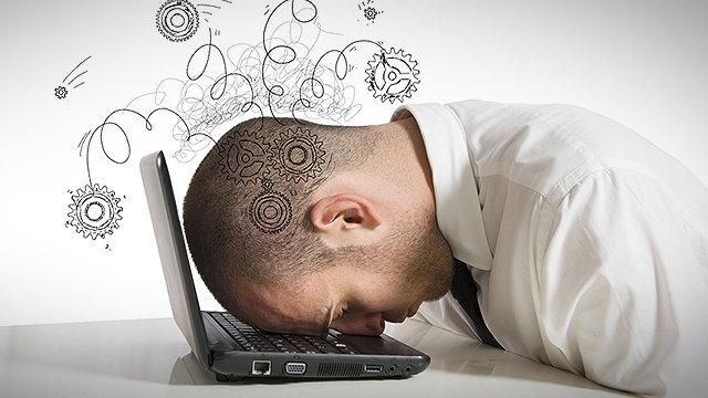 Phiền muộn, lo âu, stress thường xuyên sẽ ảnh hưởng rất lớn đến hệ thần kinh