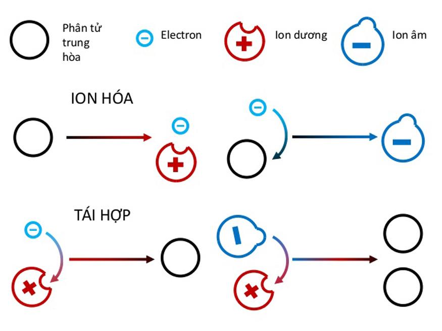 ion âm là gì