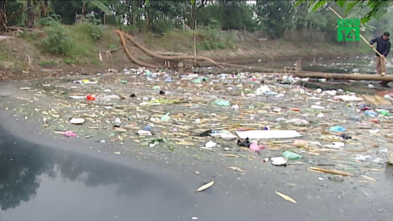 ô nhiễm môi trường nước ở Việt Nam