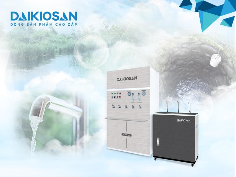 hệ thống lọc nước công nghiệp daikiosan