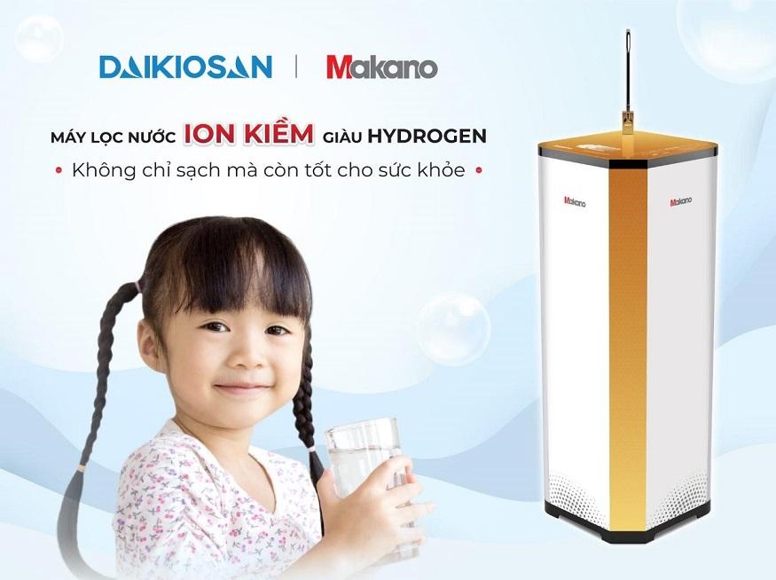 Công dụng của nước ion kiềm đối với hệ tiêu hóa, trạng thái cơ thể