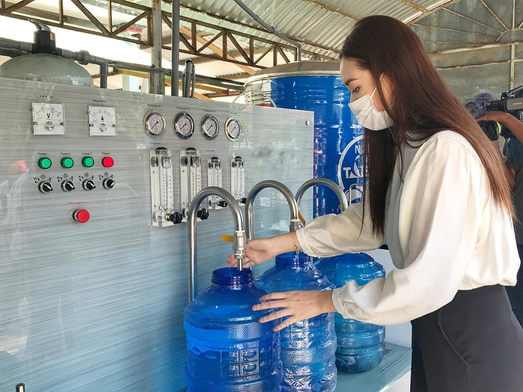 máy lọc nước nhiễm mặn Daikiosan Makano