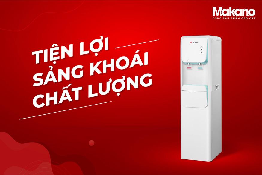 máy lọc nước nóng lạnh Makano