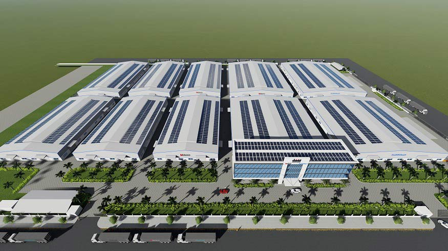 nhà máy sản xuất máy làm mát máy lọc nước Đại Việt