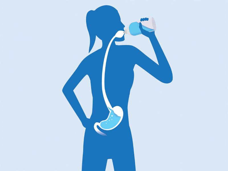 Nước tinh khiết bổ sung thêm khoáng chất sẽ có lợi cho người dùng
