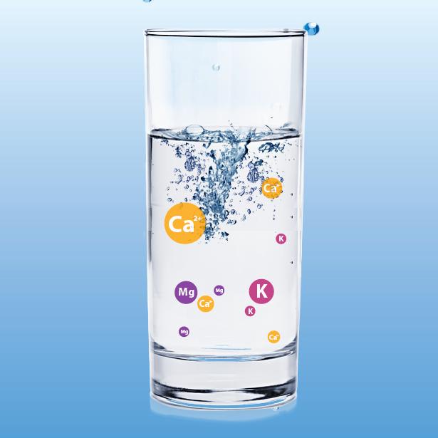 Hàm lượng khoáng chất trong nước khoáng giúp cơ thể khỏe mạnh
