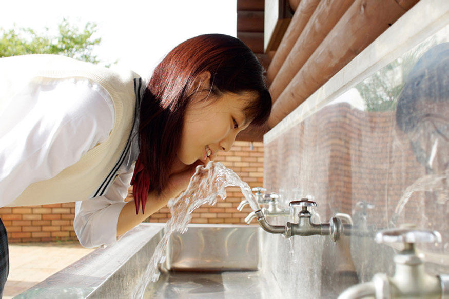Tại Nhật Bản, nước máy có sạch không? Đủ sạch để uống trực tiếp tại vòi