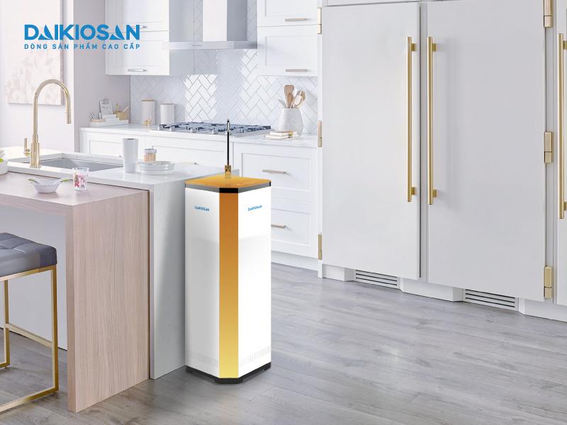 dsw-33009i - máy lọc nước daikiosan mạng kim phòng bếp
