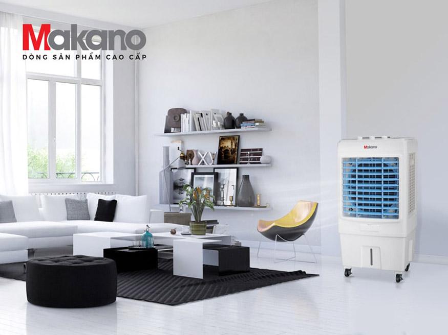Makano MKA-05500A cũng lọt top quạt điều hòa tốt nhất 2021