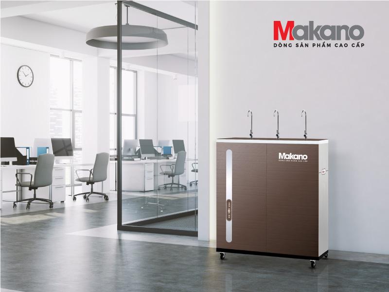 thiết bị lọc nước công nghiệp makano phù hợp với công ty, trường học, bệnh viện