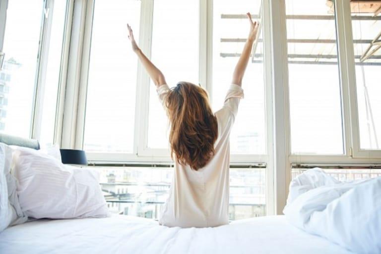 Thời điểm buổi sáng cơ thể luôn dễ dàng đón nhận các hoạt động vận động