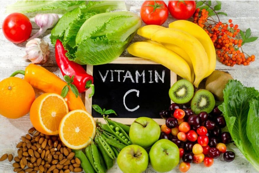 thực phẩm chứa chất chống oxi hóa