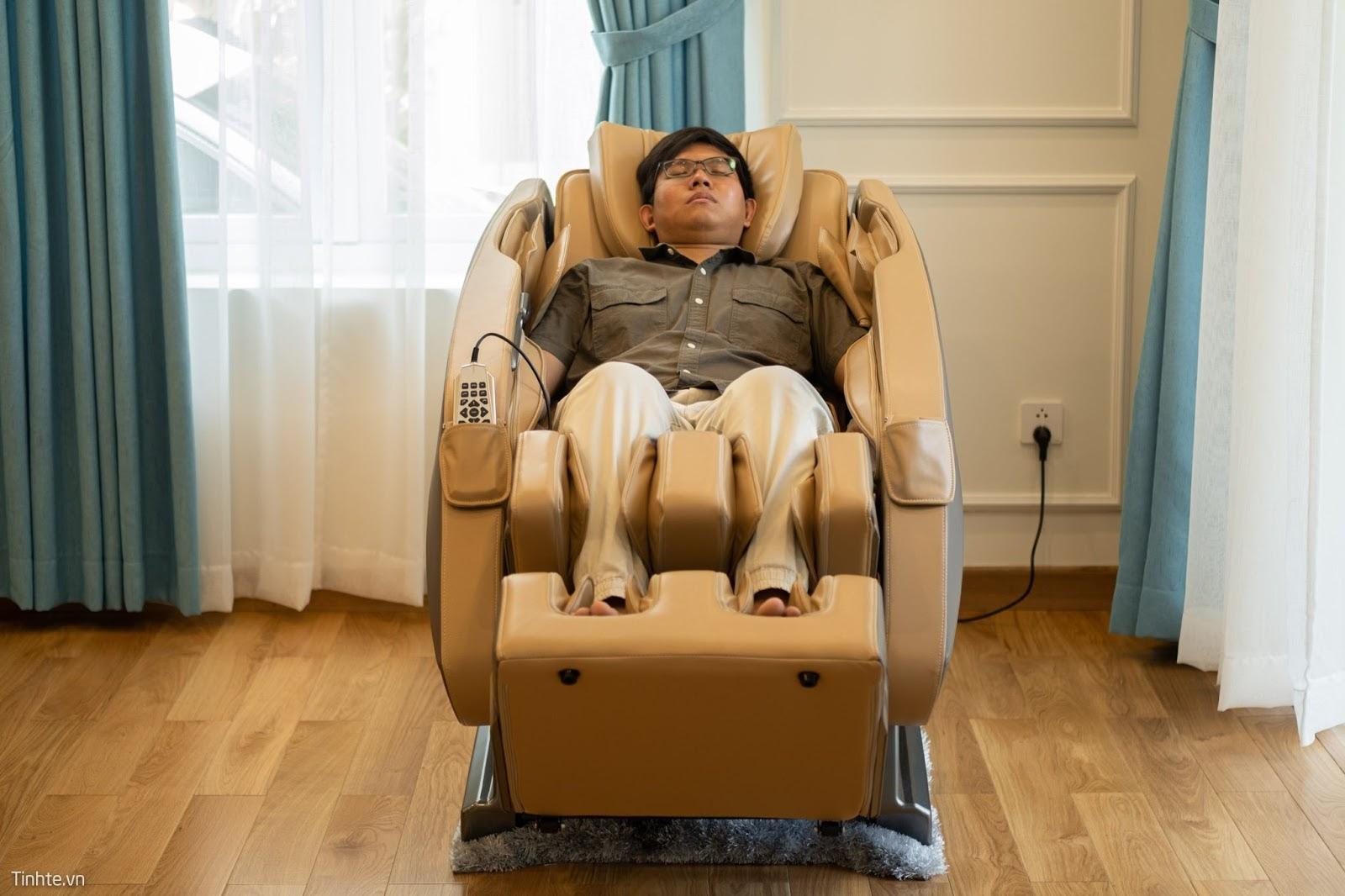 Tư vấn mua ghế massae cho người cao tuổi
