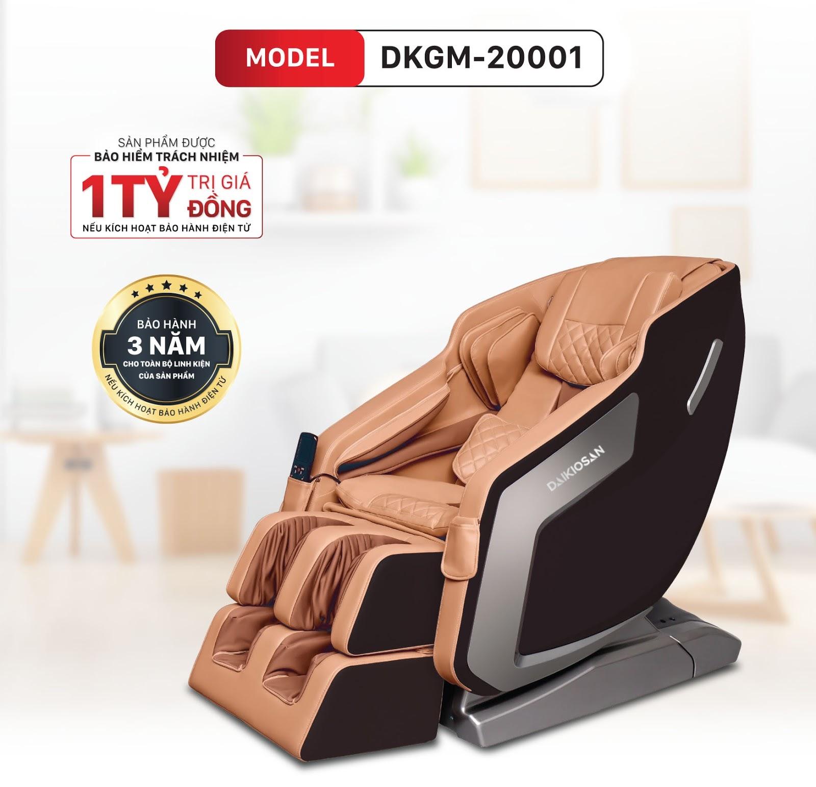 Tư vấn mua ghế massage lưu ý về chế độ bảo hành của sản phẩm