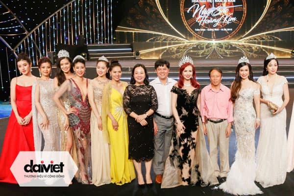 Họp mặt Đại lý khu vực phía Bắc cùng Gala 30 năm Hoa hậu Việt Nam 2018