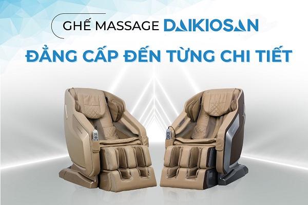 Mua ghế massage ở đâu giá tốt và uy tín
