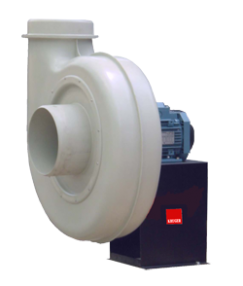 CAC series single inlet centrifugal Fans - anti-corrosive polypropylene centrifugal Fans (for HVAC)