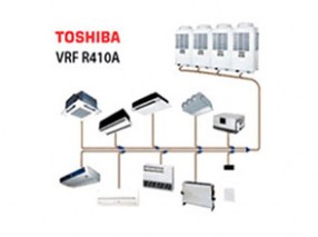 Điều hòa trung tâm VRF TOSHIBA