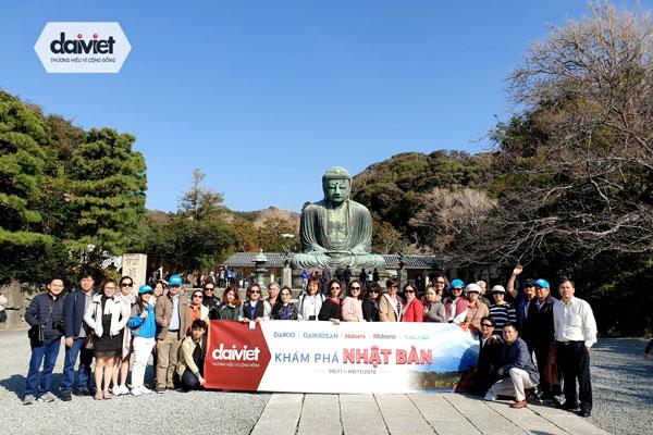 Hành trình khám phá Nhật Bản