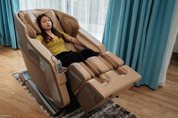 Giá ghế massage toàn thân bao nhiêu?