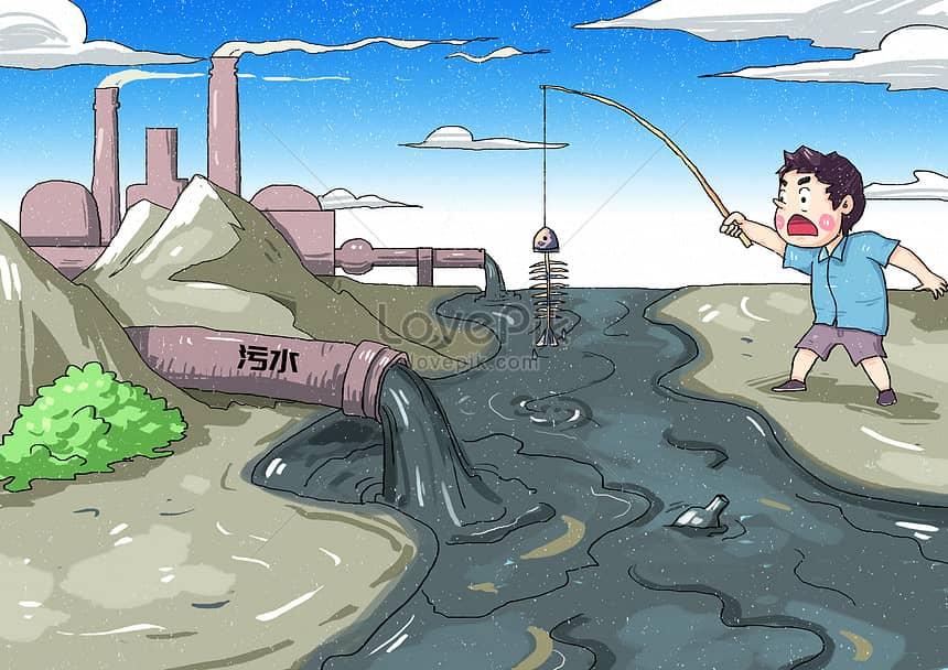 Ô nhiễm môi trường nước là gì? Nguyên nhân, hậu quả, cách khắc phục