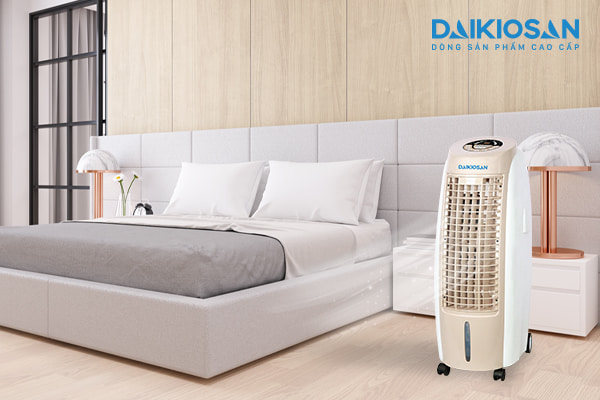 Bạn đã biết sự khác nhau giữa máy làm mát không khí và quạt phun sương