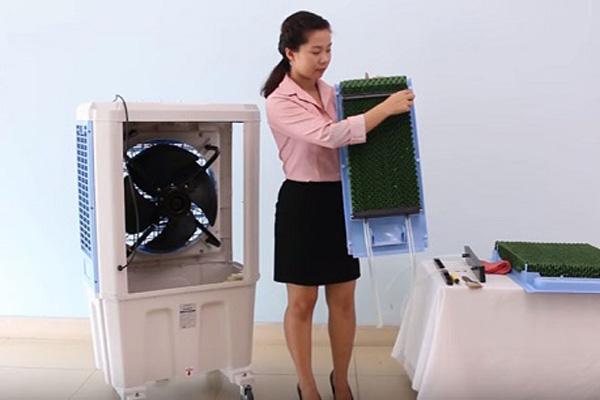 Bảo quản máy làm mát không khí trong thời gian không sử dụng để tăng tuổi thọ